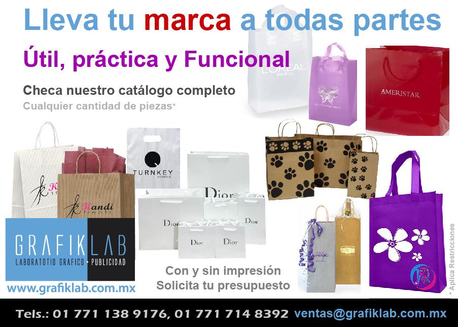 78f814130 Grafiklab | Bolsa Impresa en Pachuca | Bolsa personalizada en Pachuca |  Bolsa Promocional en Pachuca | Bolsa Kraft en pachuca | Diseño de pagina  web en ...